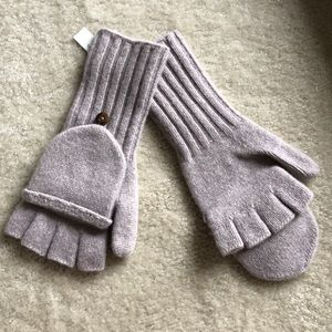 NWT Madewell Wool Mittens